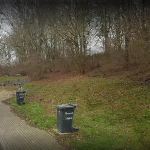 Parkplatz Scharfenstein an der A49